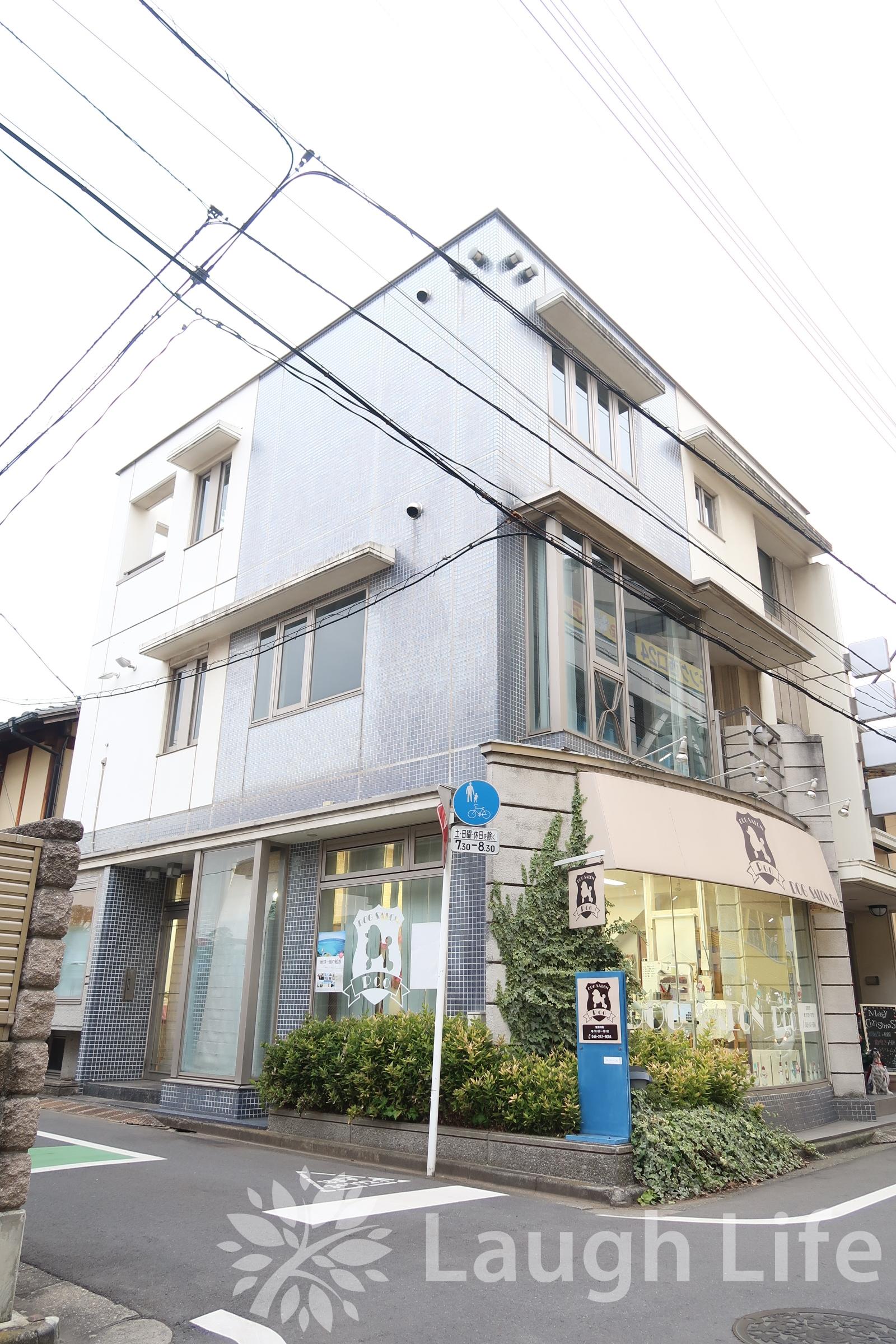 新着!テナント物件 川越市脇田本町 貸店舗 貸事務所